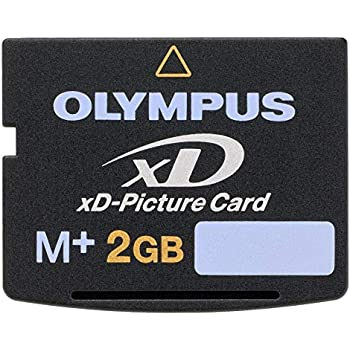 Amazon.com: Olympus xD-Picture Card M 2 GB: Electronics