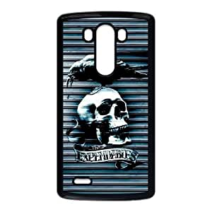 LG G3 Case Cell phone Case The Expendables Dsij Plastic Durable Cover