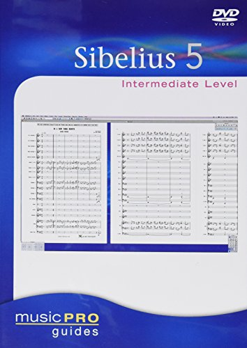 Musicpro Guides: Sibelius 5 - Intermediate ()