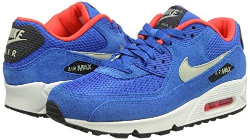 Baskets bleu lectrique Max Bleu Pour Air Anthracite Basses Essential Homme Claire Fonc Pierre 90 Nike FrpqAfUF