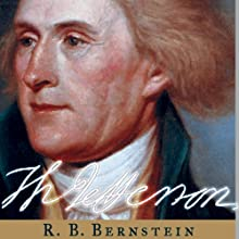 Thomas Jefferson Audiobook by R. B. Bernstein Narrated by Phil Holland