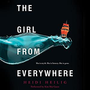 The Girl from Everywhere Audiobook