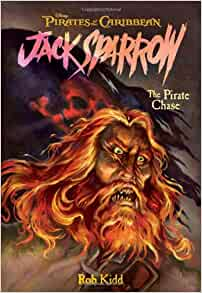 Pirates of the caribbean book series