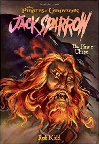Pirates of the caribbean jack sparrow book