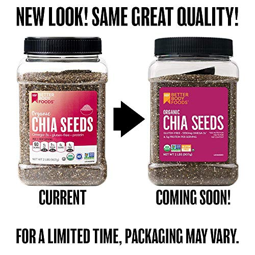 Chia: Amazon.com: Grocery & Gourmet Food