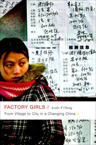 Factory Girls: From Village to City in a Changing China]()