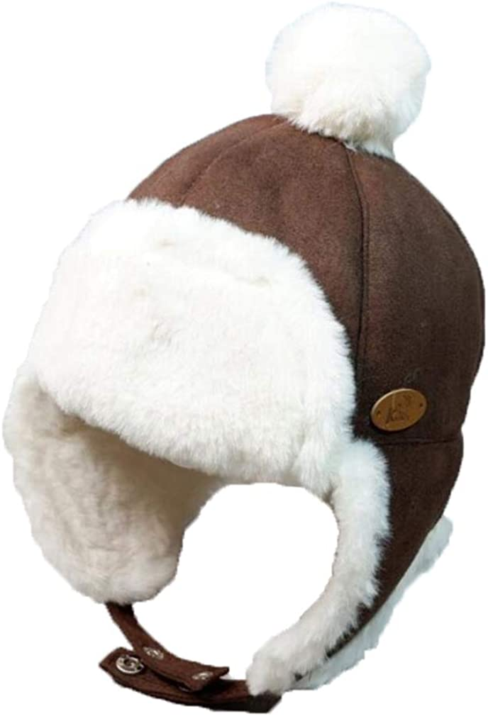 Warm Winter Baby Bomber Hat...