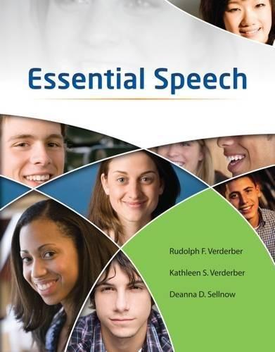 Essential Speech (Language Arts Solutions)