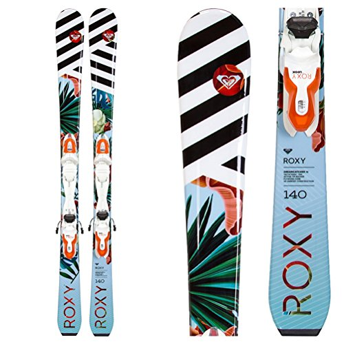 Roxy Dreamcatcher 75 Womens Skis with Xpress 7 Bindings