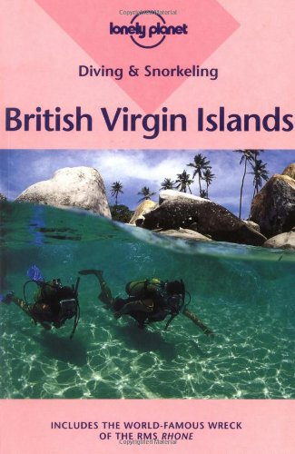 Lonely Planet Diving & Snorkeling British Virgin Islands by Brand: Lonely Planet Publications