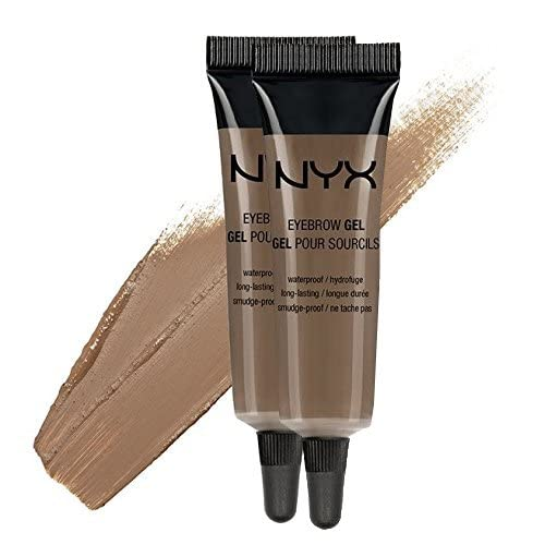 NYX Eyebrow Gel - Brunette / Pack of 2