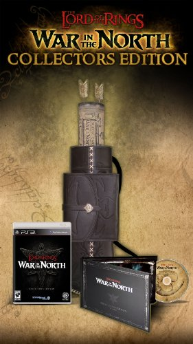 Lord of the Rings: War in the North Collector's Edition (Lord Of The Ring War In The North)