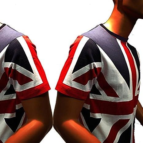 Unisex Flag T-Shirts XS-S- M-L-XL-XXL London 2018 Team GB Mens//Kids XXXL Tour Collection Union Jack