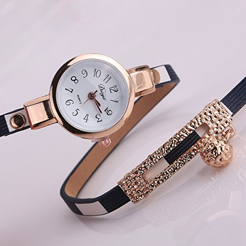 Woman Watches Brand Luxury Watch Leather Bracelet Quartz Dress - Shop Fendi London