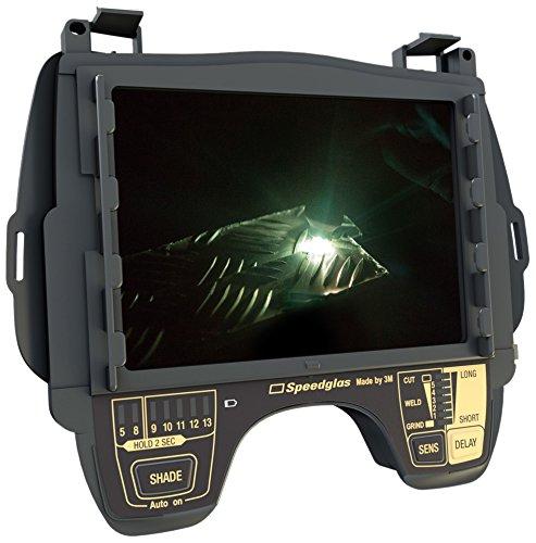 3M Speedglas Auto Darkening Filter 9100XXi, Shades 5, 8-13,