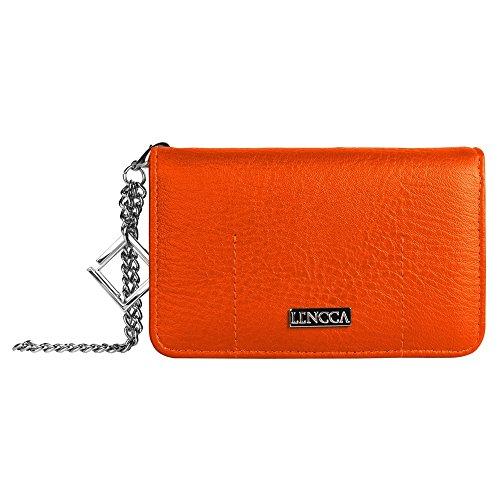lencca-kymira-ii-cell-phone-wallet-case-for-blackberry-dtek50-52-dtek60-55-priv-54-orange-tan