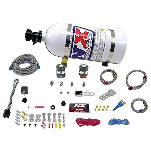 Nitrous Express 20112-00 Shark 400 HP Super High Output Single Nozzle System