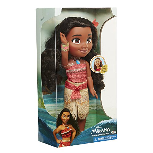 Disney Moana Adventure Doll - 14