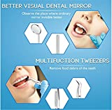 Health Dental Tools for Hygienist Full Set - Made