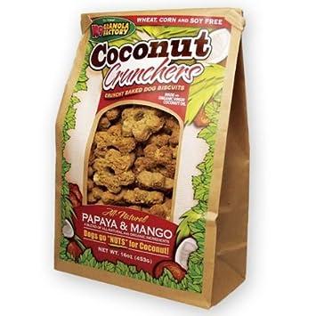 Amazon.com: K9 Granola Factory Papaya y mango crunchers de ...