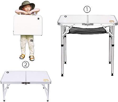 PSKOOK アウトドアテーブル キャンプテーブル