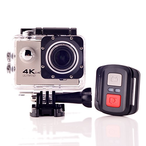 Soocoo 4K Sports Action Camera Wifi with Remote 98In Wate...