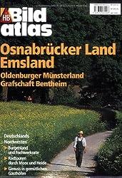 HB Bildatlas Osnabrücker Land, Emsland Oldenburger Münsterland, Grafschaft Bentheim