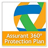 Assurant 4-Year PC Peripheral Protection Plan ($800-$899.99)