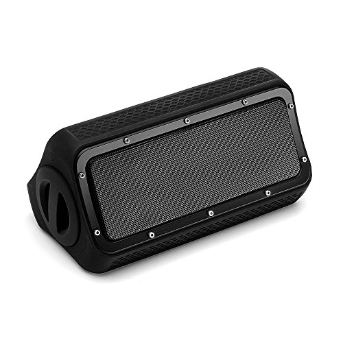 Bluetooth Speaker,ROCKTECH 20W Wireless Portable IPX5 Waterproof Speaker with TWS Function,Dual 10W Premium Stereo Drivers,Booming Bass,10H Playtime,Durable Design for (10h Sand)