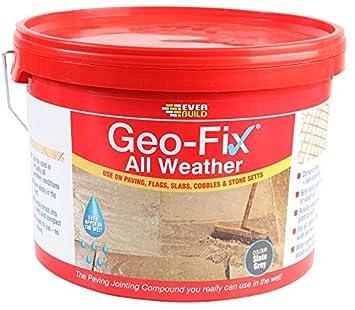 GEOFIX sherpshaw 14 kg gris pizarra GEOWET14GY por EVERBUILD ...