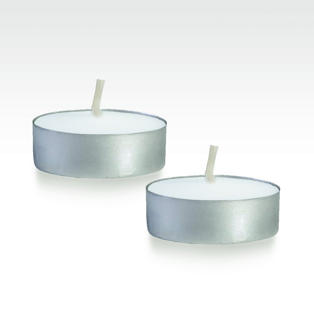 300 Tea Light Set - Off White Candles - Unscented Tealights (300 Pieces) Dynamic Collections