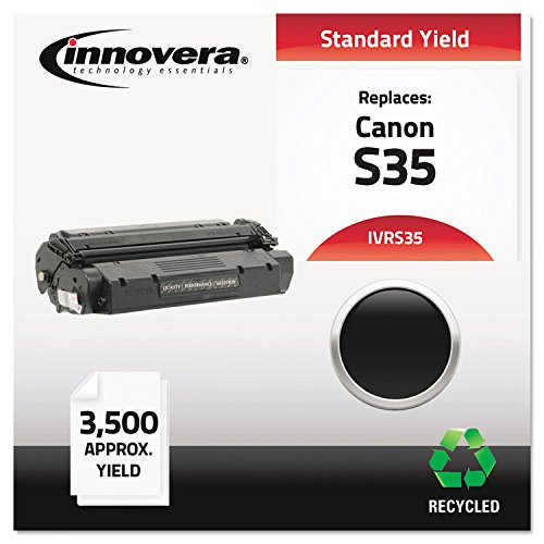 (Innovera S35 (7833A001AA) Remanufactured Laser Cartridge, Black )