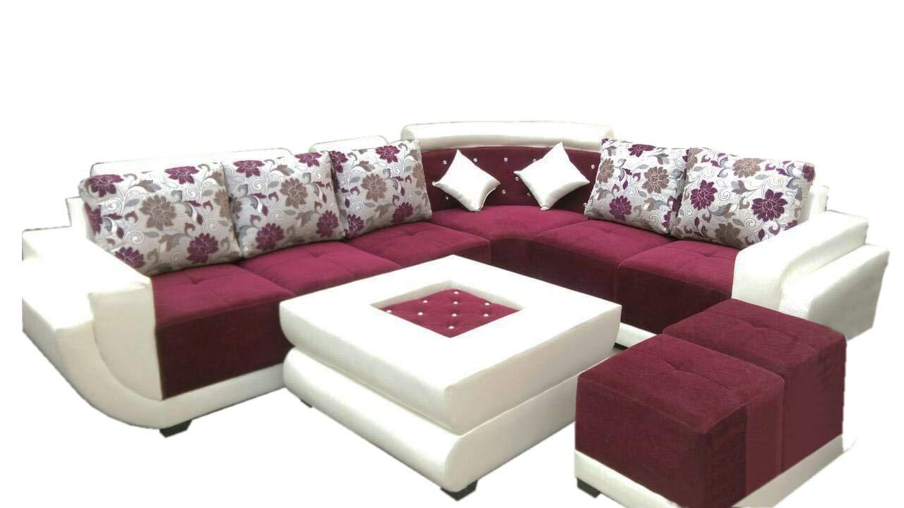 Quality Assure Furniture Maharajah F L Shape Sofa Set With Center