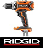 Cordless Drill Driver - New Ridgid 18 Volt X5 Brushless Compact 1/2