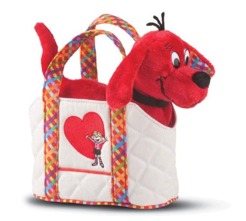 Clifford Tote/Dog -