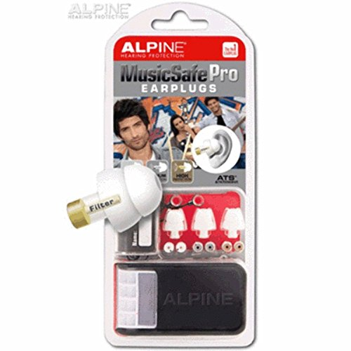 Alpine Hearing Protection MusicSafe Musicians product image