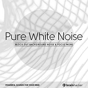 Pure White Noise Speech