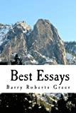 img - for Barry Roberts Greer Essays book / textbook / text book