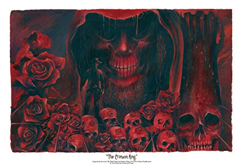 Read Online The Dark Tower 7 Lithograph THE CRIMSON KING pdf epub