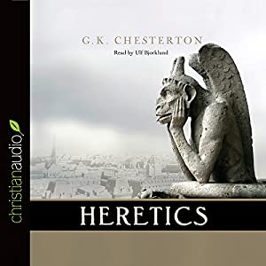 Heretics Audiobook