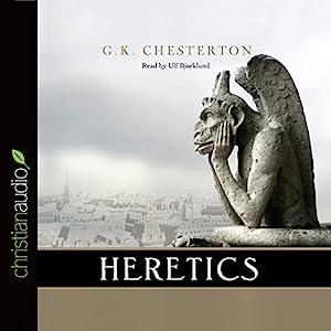 Heretics Audiobook