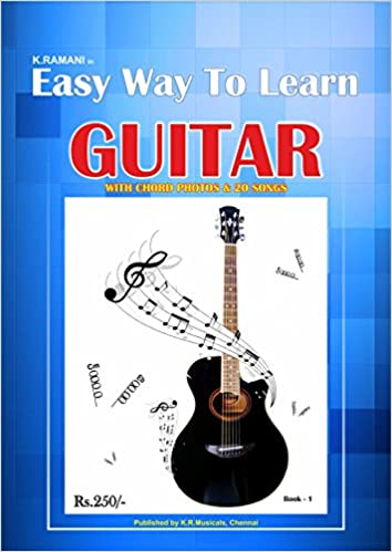 Buy EASY WAY TO LEARN GUITAR WITH CHORD PHOTOS AND SONGS Book Online ...
