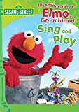 DVD : Sesame Street: The Adventures of Elmo In Grouchland (Sing and Play)