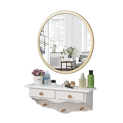 CJX-Dressing Tables Miroir de Maquillage pour Fille ...