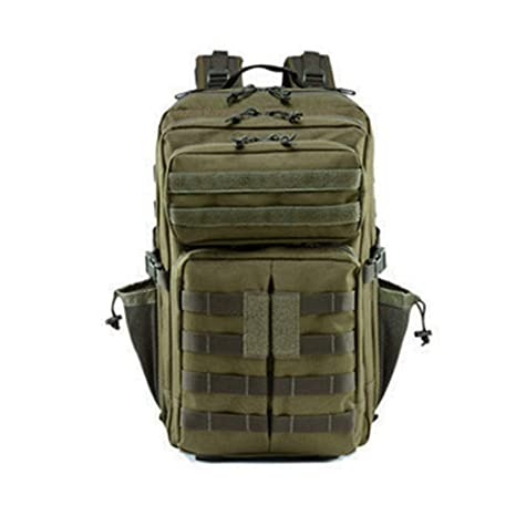 28ac70d4067a Amazon.com: Ecurson Military Tactical Backpack, Hydration Backpack ...