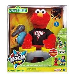 Sesame Street Lets Rock Elmo By Sesame Street