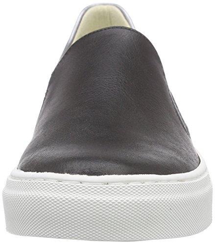 Sneakers negro multicolore basse Kalisha Jonny`s piatto Vegan donna da Mehrfarbig xqw1CgC6