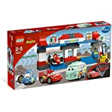 LEGO® DUPLO® Disney Cars The Pit Stop w/ Lightning McQueen and More | 5829