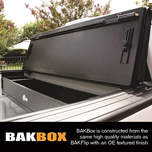 used bakflip tonneau cover - 1