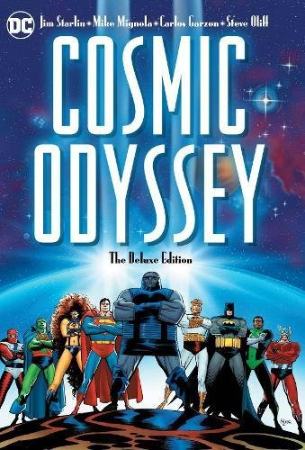 Cosmic Odyssey The Deluxe Edition HC